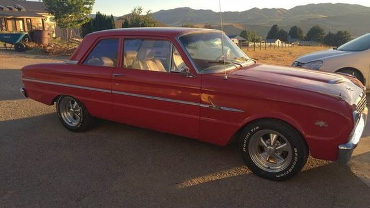 1963 Ford Falcon for sale 100817440