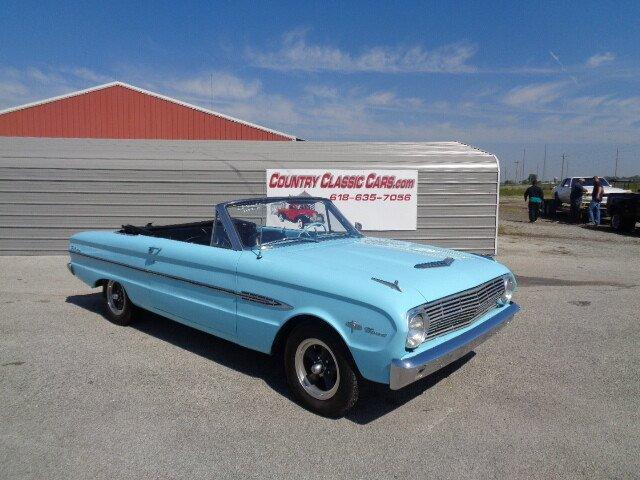 1963 Ford Falcon for sale 100905897 & Ford Falcon Classics for Sale - Classics on Autotrader markmcfarlin.com