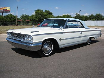 1963 Ford Galaxie for sale 100778234