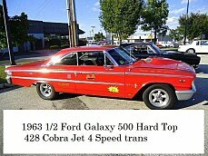1963 Ford Galaxie for sale 100780239