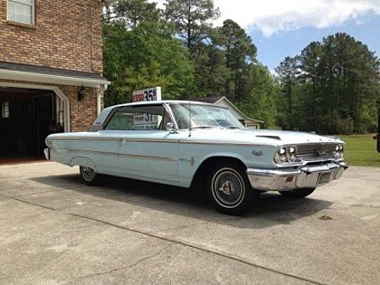 1963 Ford Galaxie for sale 100825990