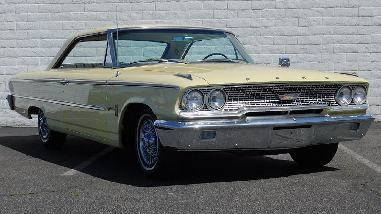 1963 Ford Galaxie for sale 100973583