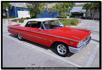 1963 Ford Galaxie for sale 100766505