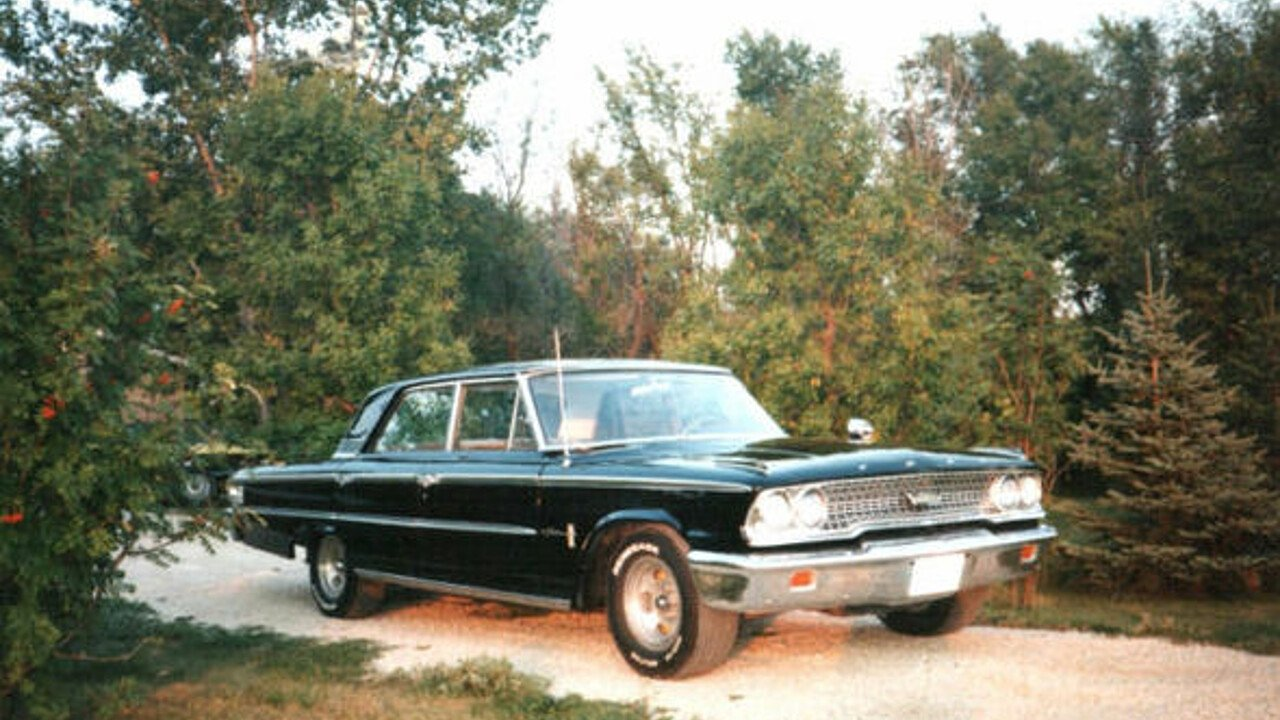1963 Ford Galaxie for sale 100791628