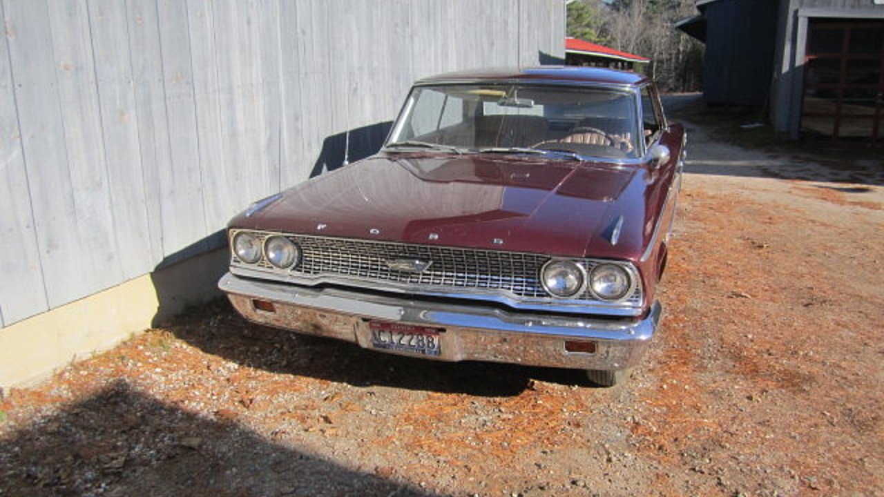 1963 Ford Galaxie for sale near Freeport, Maine 04032 - Classics on ...