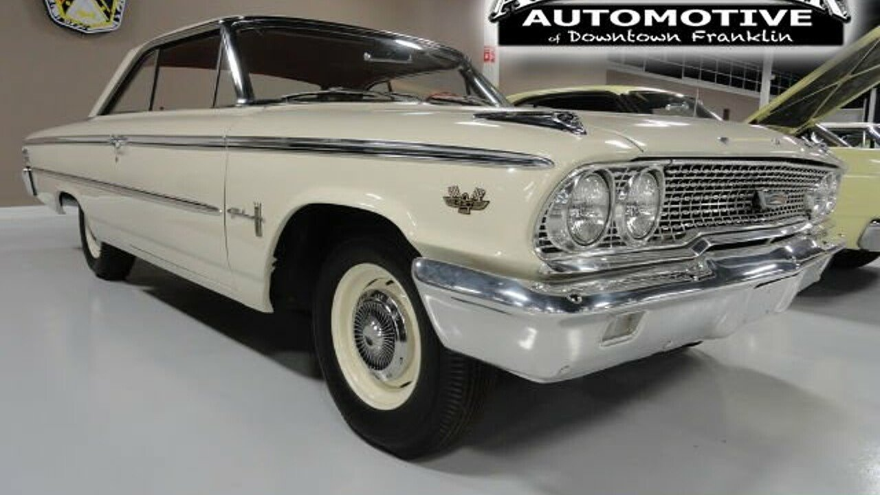 1963 Ford Galaxie for sale 100860536