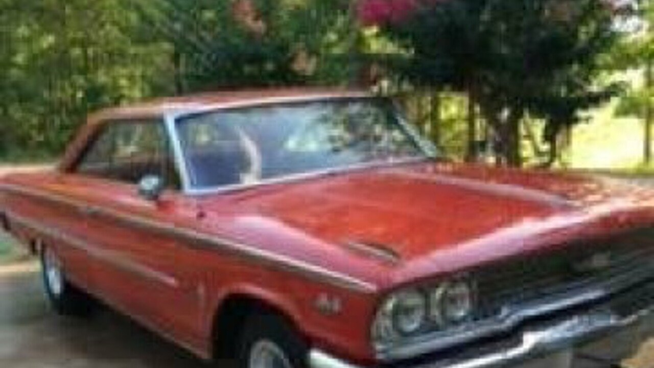 1963 Ford Galaxie for sale 100860908