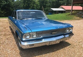 1963 Ford Galaxie for sale 100894065