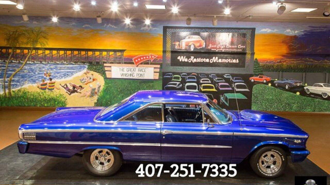 1963 Ford Galaxie for sale near Orlando, Florida 32837 - Classics on ...
