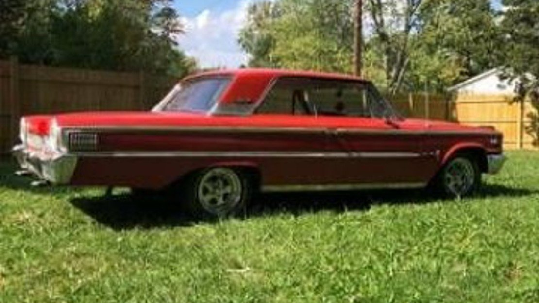 1963 Ford Galaxie for sale 101043270