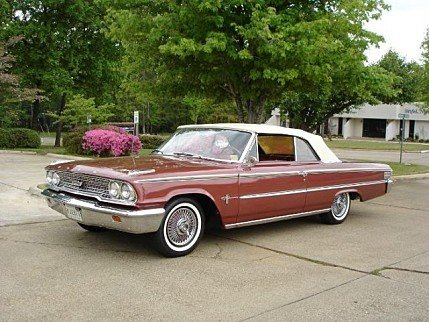 1963 Ford Galaxie for sale 100826696