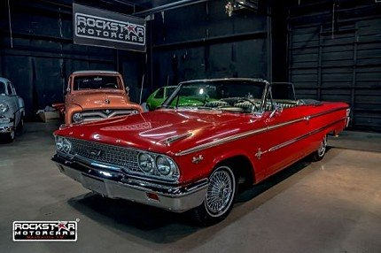1963 Ford Galaxie for sale 100871242