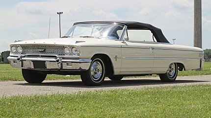 1963 Ford Galaxie for sale 100886453