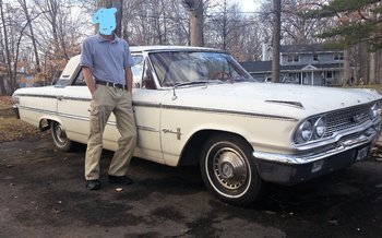 1963 Ford Galaxie for sale 100886489