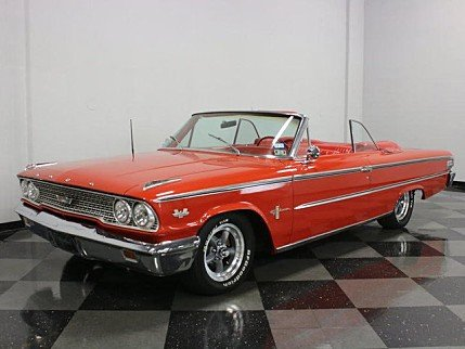 1963 Ford Galaxie for sale 100891582