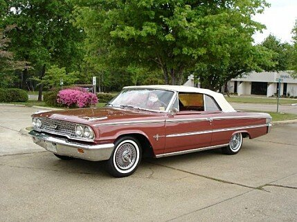 1963 Ford Galaxie for sale 100961548