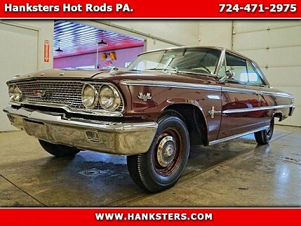 1963 Ford Galaxie for sale 100969322