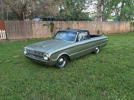 1963 Ford Ranchero for sale 100826074