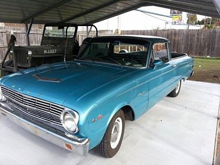 1963 Ford Ranchero for sale 100961531