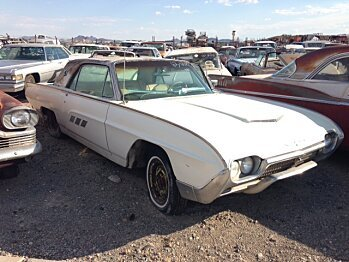 1963 Ford Thunderbird for sale 100787408