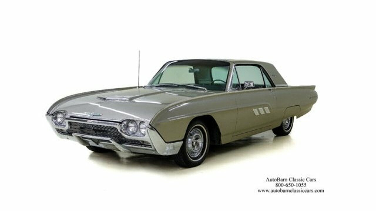 1963 Ford Thunderbird for sale 100860253