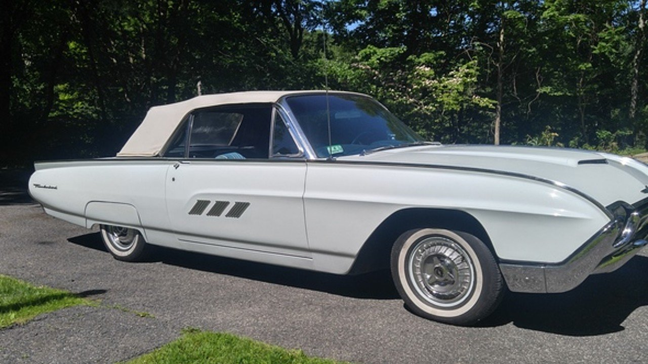 1963 Ford Thunderbird for sale 100903866