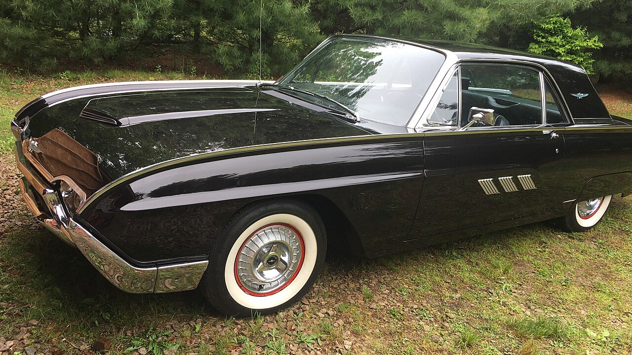 1963 Ford Thunderbird for sale 100993744