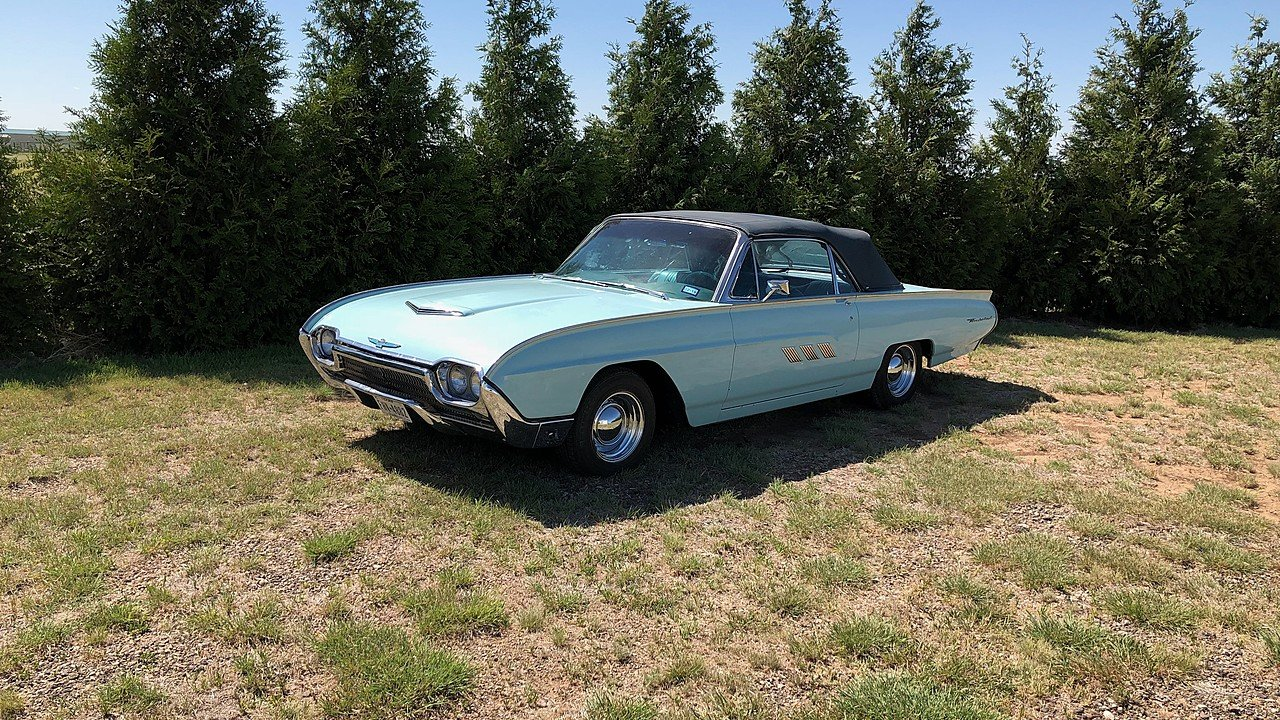 1963 Ford Thunderbird for sale 101000832