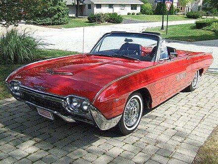 1963 Ford Thunderbird for sale 100805924