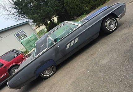 1963 Ford Thunderbird for sale 100893790