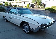 1963 Ford Thunderbird for sale 100922922