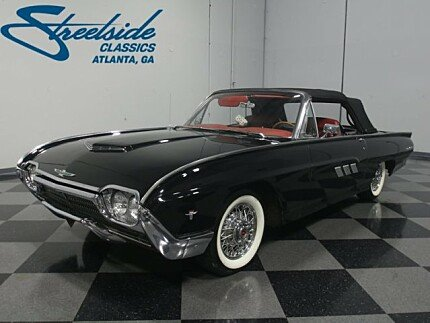 1963 Ford Thunderbird for sale 100948022