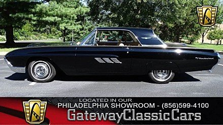 1963 Ford Thunderbird for sale 100950223