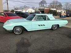 1963 Ford Thunderbird for sale 100952748