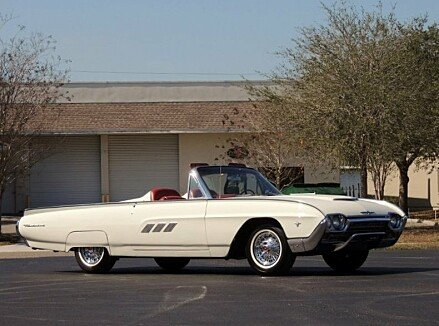 1963 Ford Thunderbird for sale 100959302