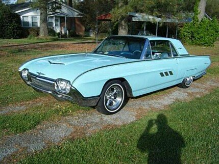 1963 Ford Thunderbird for sale 100985503