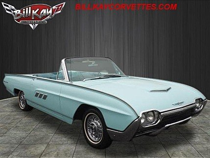 1963 Ford Thunderbird for sale 100995606