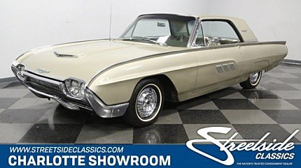 1963 Ford Thunderbird for sale 101003261