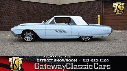 1963 Ford Thunderbird for sale 101011717