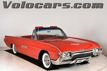1963 Ford Thunderbird for sale 101031422