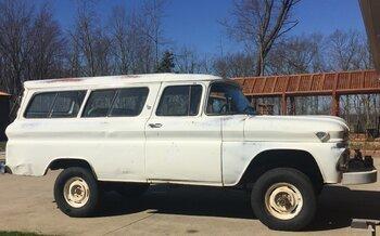 1963 GMC Suburban 4WD for sale 100958326
