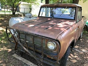 1963 International Harvester Scout for sale 101010301