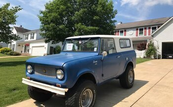 1963 International Harvester Scout for sale 100880964