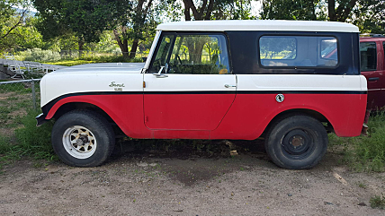 1963 International Harvester Scout for sale 100898205