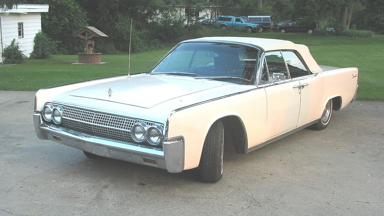 1963 Lincoln Continental for sale near Carlisle, Ohio 45005 ...