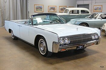 1963 Lincoln Continental for sale 100945881