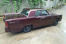 1963 Lincoln Continental for sale 100841278