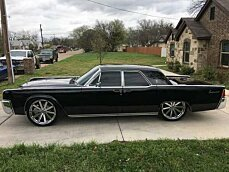 1963 Lincoln Continental Clics for Sale - Clics on Autotrader