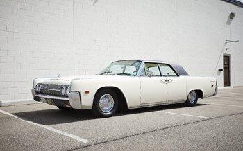 1963 Lincoln Continental Signature for sale 100912195