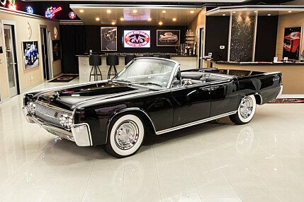 1963 Lincoln Continental for sale 100997919